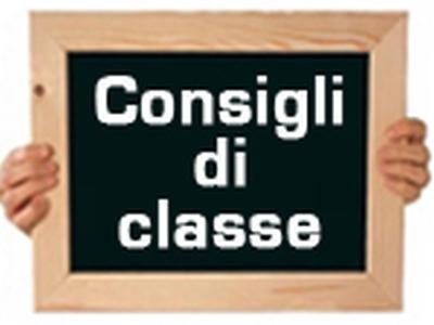 Convocazione consigli di classe scuola secondaria I grado