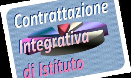 Contrattazione d'Istituto 2015/16