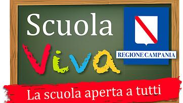 """Por Campania Scuola Viva """"Vivi…Amo la scuola""""- modulo SCUOLA AMICA MIA"""