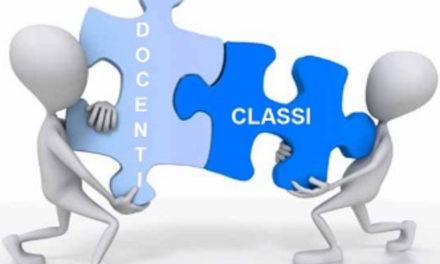 Decreto assegnazione docenti alle classi