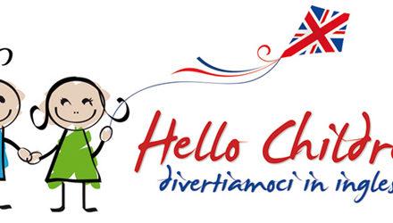 """Inizio progetto """"Hello children"""""""
