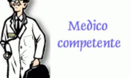 Determina gara affidamento servizio medico competente