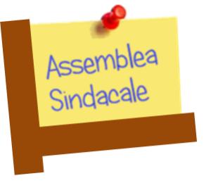 Assemblea sindacale 20 maggio Flc Cgill