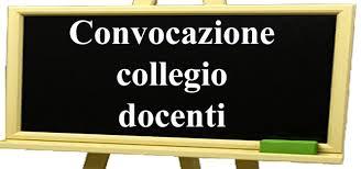 """Convocazione CDD maggio"""""""