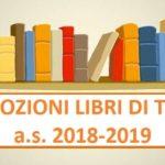Adozioni libri di testo a.s. 2018/19