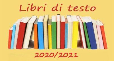 Libri di testo a.s. 2021- scuola secondaria di primo grado-scuola primaria (distinti per plesso)