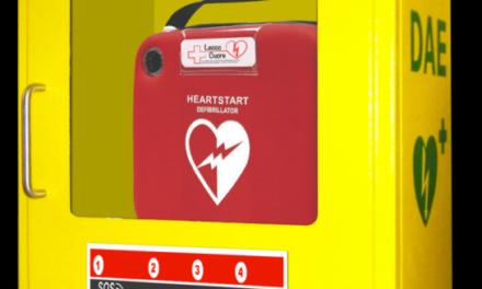 Defibrillatori DAE- sostituzione elettrodi