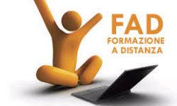 """FAD su Piattaforma Moodle  per adeguata formazione ed informazione su """" Trattamento dei dati personali"""" e """"Covid 19"""""""