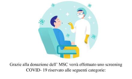 Prevenzione Covid 19-screening gratuito con tamponi antigenici-comune di Massa Lubrense