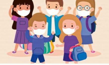 Circolare rientro didattica in presenza -scuola dell'infanzia e primaria
