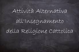 Modulo C- Modulo integrativo per le scelte degli alunni che non si avvalgono dell'insegnamento della religione cattolica
