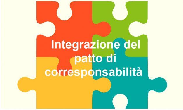 Patto di corresponsabilità- Integrazione per contrasto Covid-19 a.s. 2021-2022